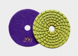 13 inch concrete polishing pads