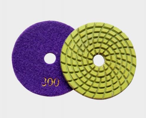 13 inch concrete polishing pads