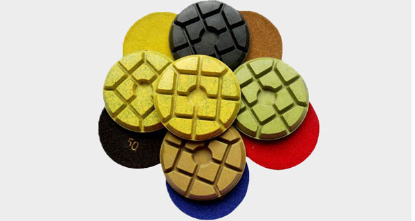 7 inch concrete polishing pads