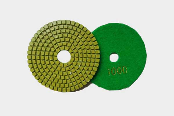 Marble polishing pad use | TB pads