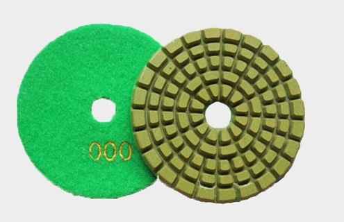 Spiral-Polishing-Pad