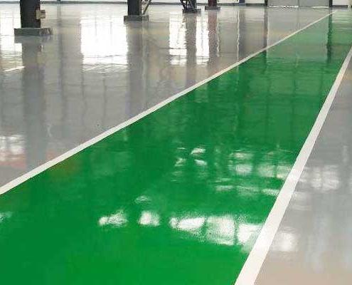 Industrial-floor